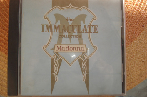 cd madonna immaculate collection