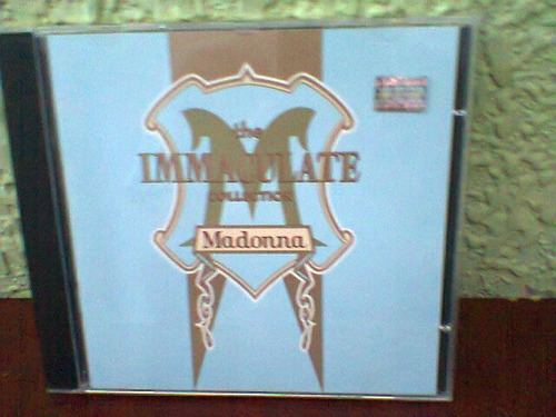 cd madonna  / the immaculate   --1990 --