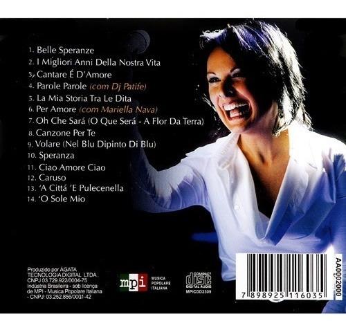 cd mafalda minnozzi live in italia
