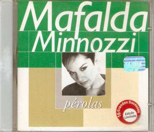 cd mafalda minnozzi - pérolas