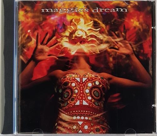 cd maggie's dream - importado novo lacrado
