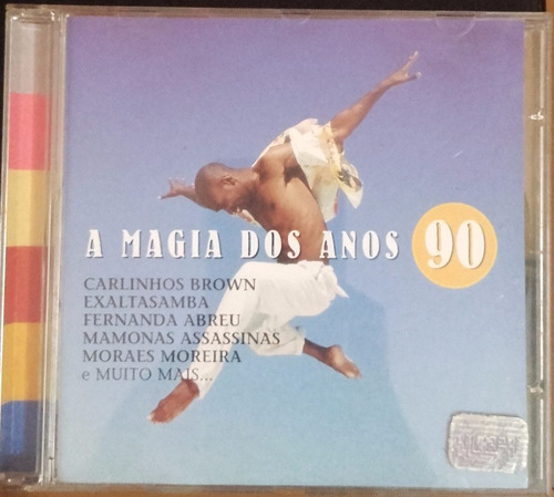 cd magia dos anos 90