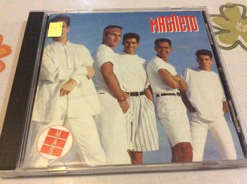 cd magneto más incluye póster con letra edición original