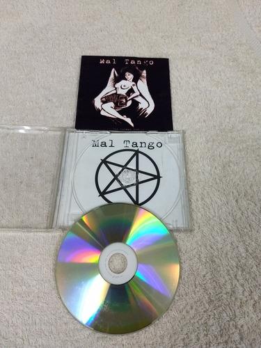cd-mal tango-metal-ep-onda rata-heroes-tren-helloween-purple