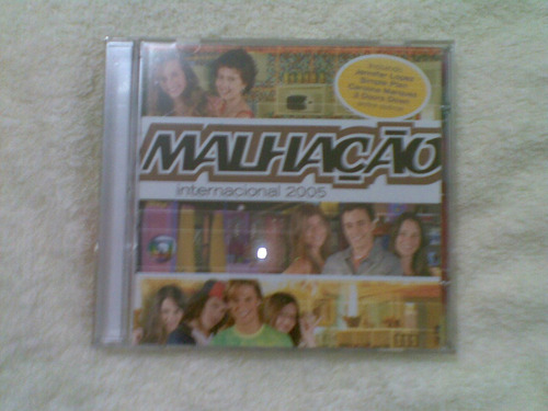 cd   malhaçao  internacional    2005