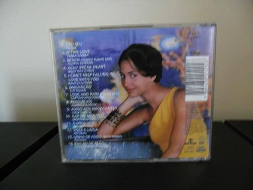cd malhação 4  - novela