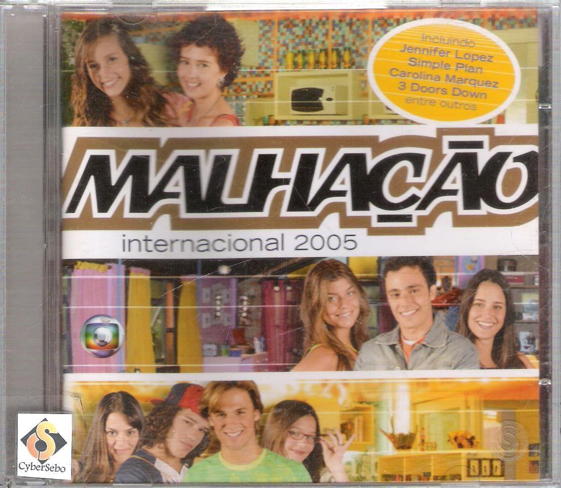 cd malhacao internacional 2005
