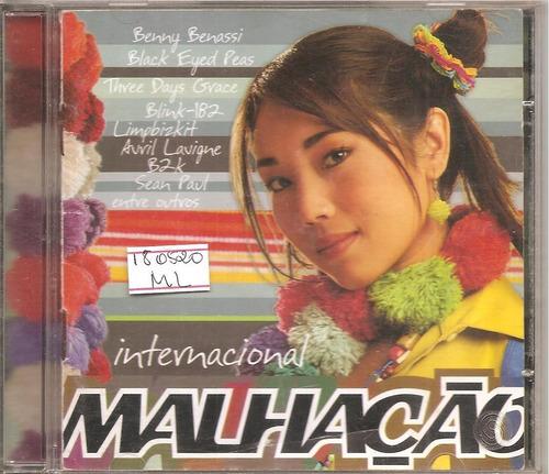 cd malhação  (internacional) # vários