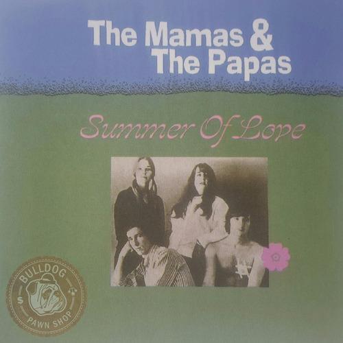 cd mamas e the papas summer of love  - a1