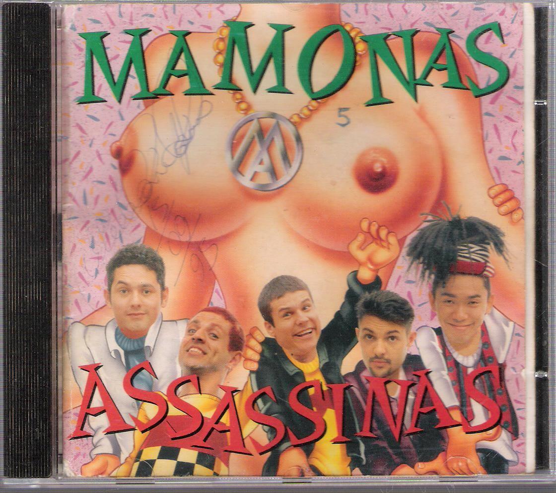 o cd dos mamonas assacinas