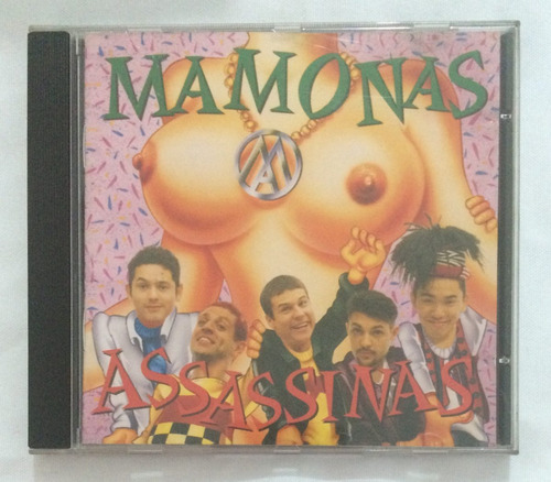 cd mamonas assassinas  (hbs)