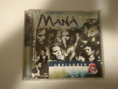 cd mana - unplugged