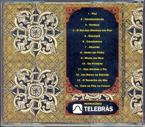 cd manduka - terceira asa - 1996