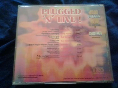cd mania plugged , n  live