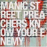 cd  manic street preachers know your enemy