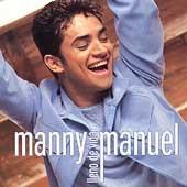 cd manny manuel - lleno de vida