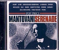 cd mantovani orchestra - serenade (usado/otimo)
