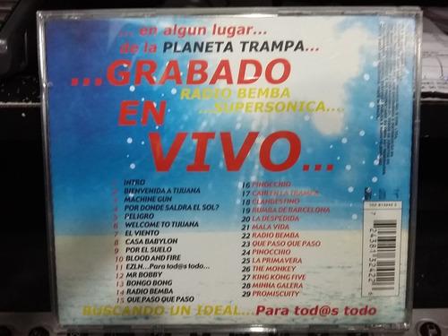 cd - manu chao - radio bemba sound system