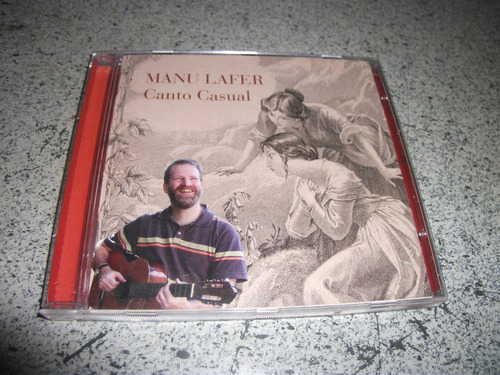 cd - manu lafer canto casual
