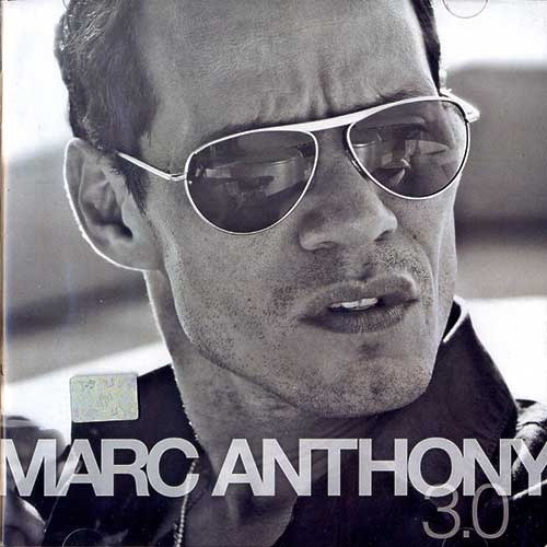 cd marc anthony 3.0 10 canciones tracks