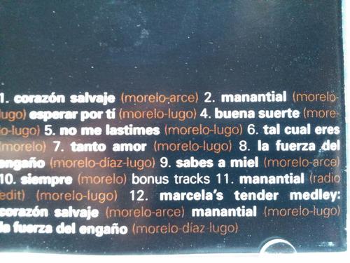 cd. marcela morelo. manantial