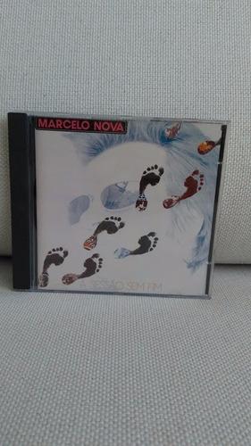 cd marcelo nova a sessão sem fim raro 1994 primeira edição