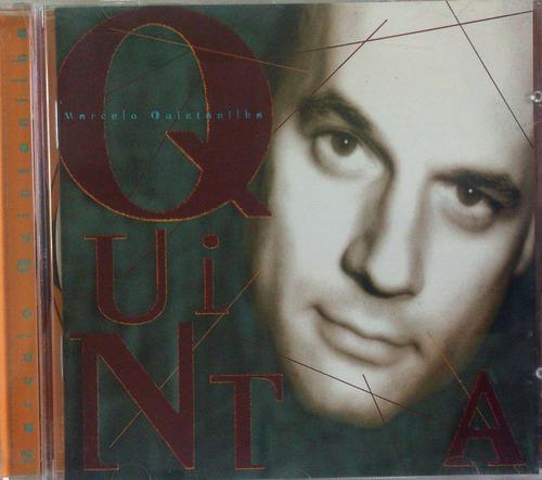 cd marcelo quintanilha - quinta  1998