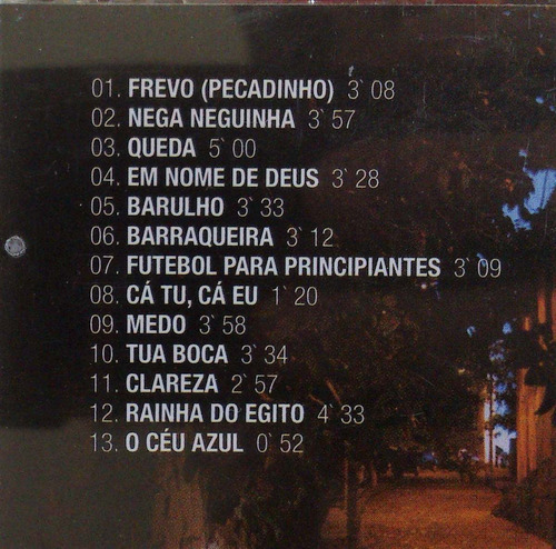 cd marcia castro - pecadinho  -  cd raro