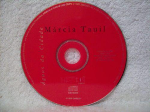 cd márcia tauil- águas da cidade