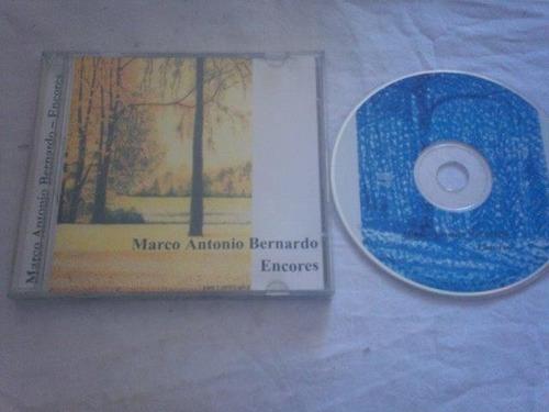 cd - marco antonio bernardo - orquestra