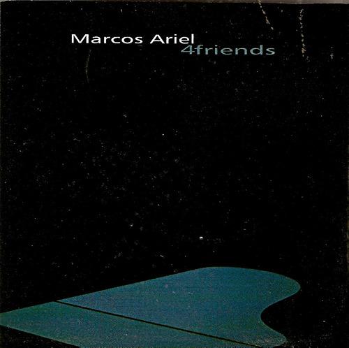 cd marcos ariel - 4friends - novo***