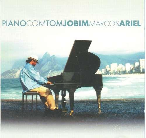 cd marcos ariel - piano com tom jobim