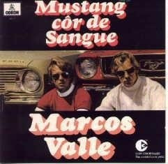 cd marcos valle - mustang cor de sangue (digipack)