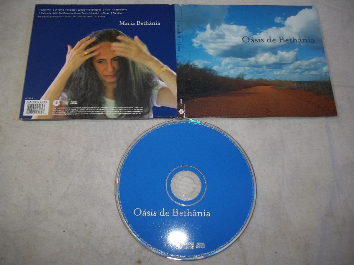 gratis cd maria bethania oasis