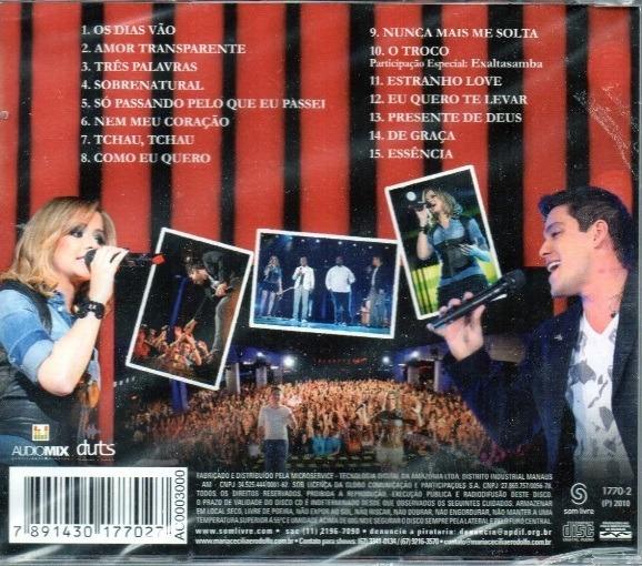 gratis o cd exaltasamba 2010