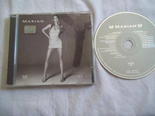 cd - mariah carey - 1's