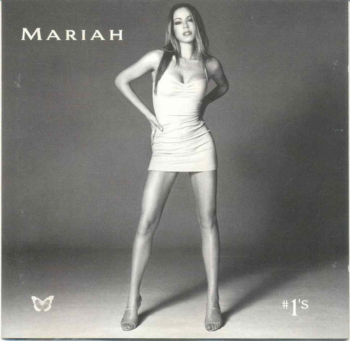 cd mariah carey - greatest #1's + bonus