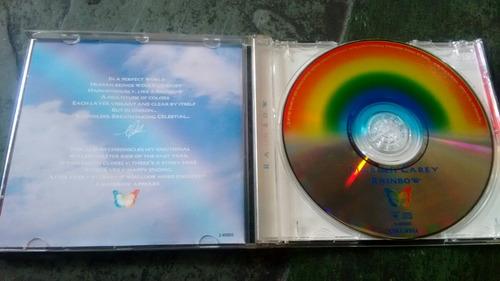cd mariah carey rainbow