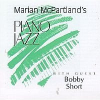 cd marian mcpartlands & bobby short - piano jazz (novo/abert