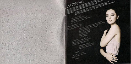 cd marié digby - breathing under water (lacrado) daybreak