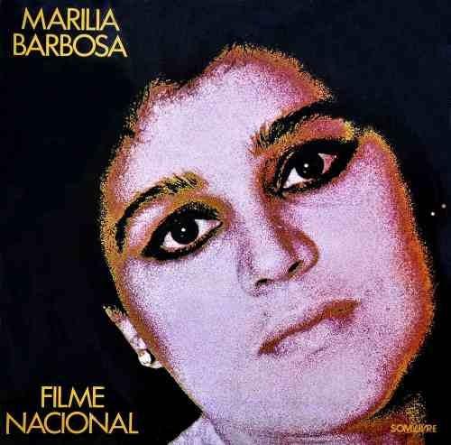 cd marilia barbosa - filme nacional  (1978) novo original