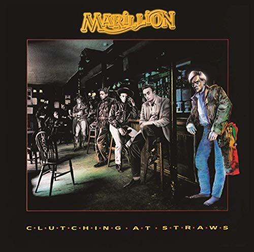 cd : marillion - clutching at straws