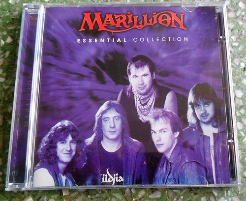 cd marillion - essential collection - importado.