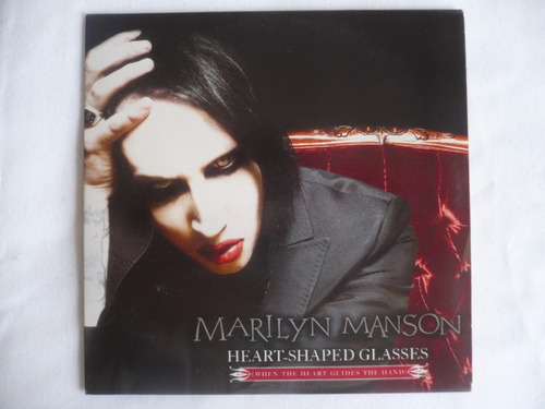 cd marilyn manson - heart