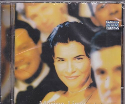 cd marina lima - abrigo - 1995 - lacrado!
