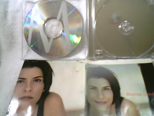 cd  (  marina lima  - pierrot do brasil  )  1998