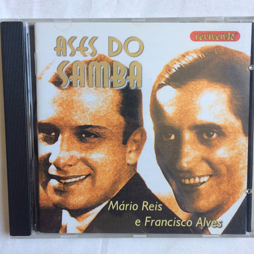 cd mario reis e francisco alves ( ases do samba ) hbs