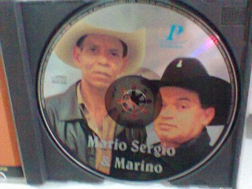 cd mario sergio & mariano  / batendo a bota   (frete grátis)