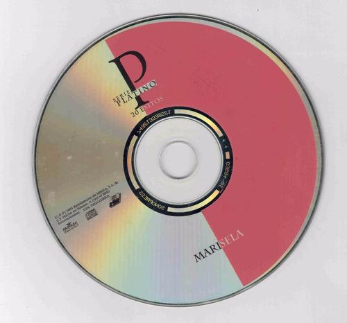 cd marisela serie platino