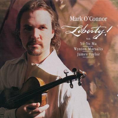 cd mark o'connor- yo-yo ma ost liberty! the american revolut